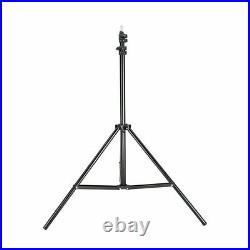 Godox VL150 Compact Studio LED Video Light Bowens +95cmSB-BW softbox+light stand