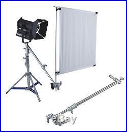 Grip Flag Extension Arm Mounts on JR Pin Receiver Heavy Duty Photo Video Studio