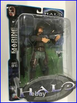 HALO Video Game 1 Series 3 Marine Joyride Studios NEW unopened Xbox Microsoft
