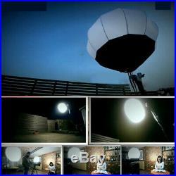 HMI Balloon Light Head PRO 1200With1800W For Video Camera Studio Photogarphy