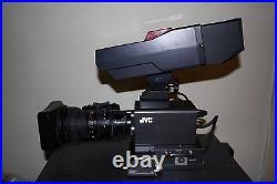 JVC KA-F5602U Studio Camera Kit With Fujinon S20x6.4BRM-SD 20X Zoom Video Lens