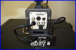 JVC KA-F5602U Studio Camera (SDI) Kit With Fujinon S14x7.5BRM-4 Zoom Video Lens