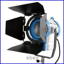 Kit 2x 2000w Fresnel Tungsten Halogen Spotlight Lighting Studio Video Light Bulb