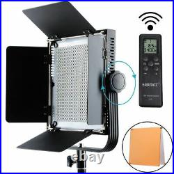 LED Light Panel / Video Light Studio, YouTube Video Shooting