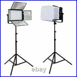LED Studio-Set MATRIX VL-800 Foto Studio Video-Leuchte Dauer-Licht Beleuchtung