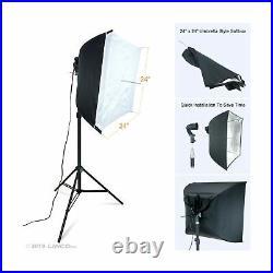Linco Lincostore Photo Video Studio Light Kit Color Backdrops Screen AM169 New