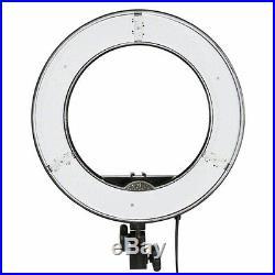 METTLE LED-Ring-Leuchte Licht RL-12 Foto Studio Lampe Video Dauerlicht