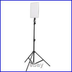 METTLE LED Studio-Set FLATBOARD SL-410 Flächen-Leuchte Foto Video Licht + Stativ