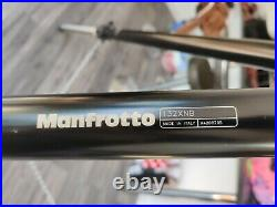 Manfrotto 132XNB Heavy Duty Studio Video Tripod