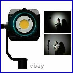 NANLITE Forza 60 60W 5600K Portable COB LED Video Light Photo Studio Spotlight