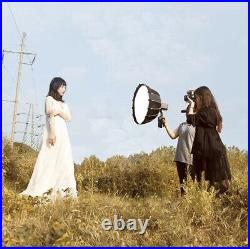 Nanguang NANLITE Forza 60W Portable COB LED Studio Camera Video Light Spotlight