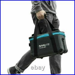 Nanguang NANLITE Forza 60W Portable COB LEDPhotography Studio Camera Video Light
