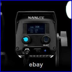 Nanguang NANLITE Forza 60W Softbox With Grid Battery COB LED Studio Video Light
