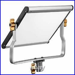 Neewer Dimmable 2-color 480-LED Pro Video Light U bracket studio 3200-5600K