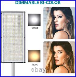 Neewer Dimmable Bi-color LED with Professional Video Light for Studio, YouTube