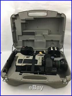 Panasonic color video camera model WV-F300 300 CLE CCD studio pro equipment