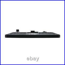 Photo Studio Bi-Color Dimmable DSLR LED Video Light Mini Tripod Battery Tool Set