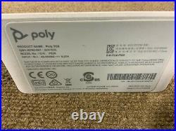 Polycom Poly Studio X30 Video Bar TC8 Touch Control 2200-86260-001 ConferenceKit
