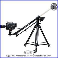 Proaim 7ft Mini studio jib camera crane arm fr tripod stand dslr hdv Video shoot