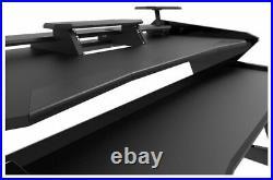 Professional Modern Studio Desk Table for Audio Video Music Film Production