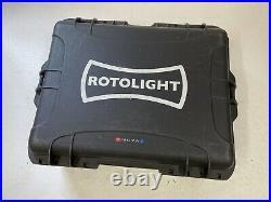 ROTOLIGHT ANOVA PRO-BI-W PRO LED LIGHTING KIT for Video & Photography, Studio