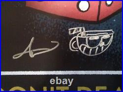 Rare Autographed CUPHEAD Video Game XBOX Poster Signed By STUDIO MDHR Team