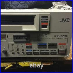 Rare Professional Film Studio JVC BR-7000ER VHS Video Recorder Filming Equipment