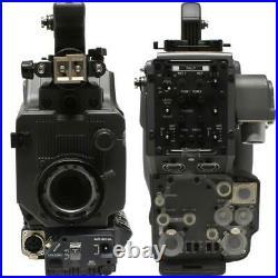 Sony CA-590P BVP-E30P Studio / OB / EFP Color Video Camera Angebot 4