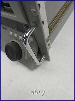 Sony DNW-A65 Betacam SX VCR Studio Digital Video Player UNTESTED