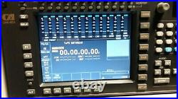 Sony SRW-5800 HDcam SR HD video studio recorder with VERY low hours