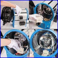 Studio Spotlight 2000W Dimmable Professional Fresnel Tungsten Video Lighting Kit