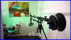 TV and VIDEO studio Crane