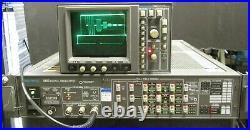 Tektronix 1910 NTSC Video Generator WORKING! VITS 10 bit GCR PROGRAMMABLE Studio