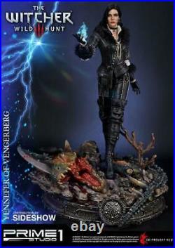 The Witcher 3 Statue Yennefer 55 CM PRIME 1 STUDIO Version Regular Vidéo