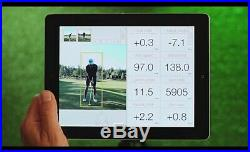 Trackman 3e Wireless Golf Radar For Indoor Studio Outdoor Use With Video Licence