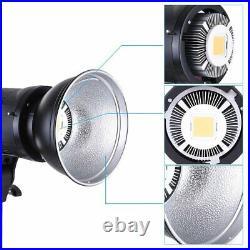 UK Godox SL 60W 5600K Studio LED Video Light Continuous Light + Remote Control