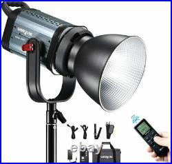 VILTROX Weeylite 150W COB LED Studio Video Light Bi-color 2500-8500K DMX Control
