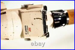 Vintage Canon zoom servo demand box lens controler Broadcats Studio Video Camera