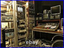 Vintage Grass Valley 200 Component Studio Broadcast Video Switcher Mixer