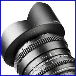 Walimex pro 14/3,1 Video DSLR Samsung NX by studio-ausruestung. De