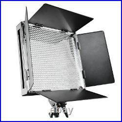 Walimex pro LED 1000 Dimmbare Flächenleuchte / Videoleuchte / Studio Dauerlicht