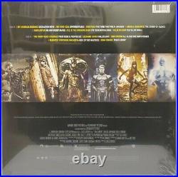 Watchmen Original Motion Picture Soundtrack (Vinyl LP, 2009, Reprise) NEW SEALED
