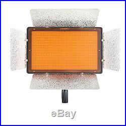 YONGNUO YN1200 Pro LED Video Light LED Studio Lamp with 3200k 5500k Adjustable