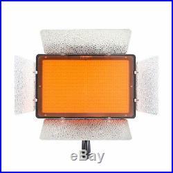 YONGNUO YN1200 Pro Studio Video LED Light Panel 5500K For DSLR Camera Camcorder